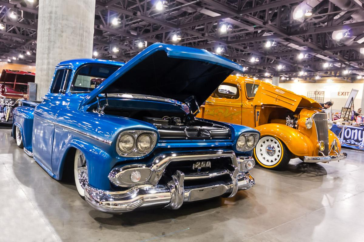 Custom Cars Zoom Into Phoenix Convention Center News - Car convention
