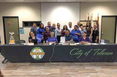 Tolleson city council