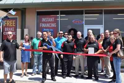 A month after opening, locals welcome Brakes Plus to community