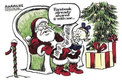 Christmas Facebook Data