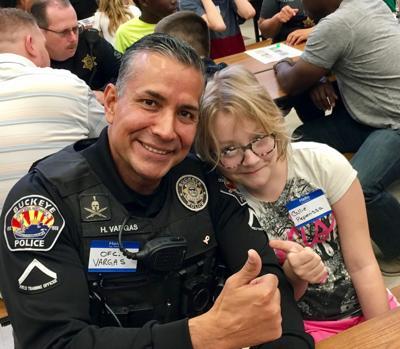 Buckeye Police Officer Hector Vargas