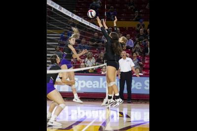 Millennium Sunnyslope Volleyball Jordan Miller
