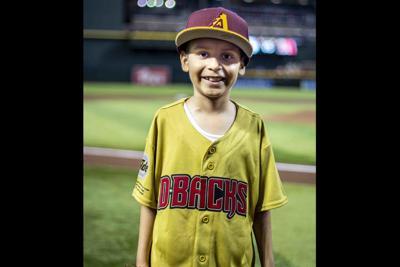 Phoenix Children's Hospital patient Angel Carden