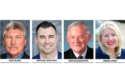 District 8 Arizona Congress Candidates