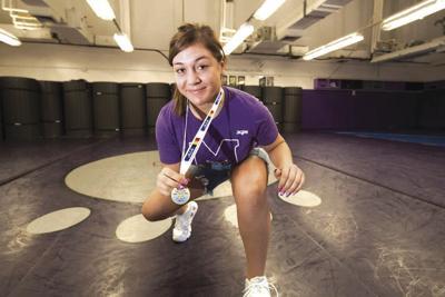Millennium High School's Courtney Cardoza