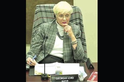 Goodyear Mayor Georgia Lord
