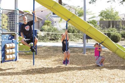 Goodyear Recreation Superintendent Michael Beadle