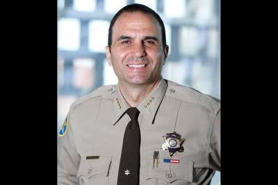Maricopa County Sheriff Paul Penzone