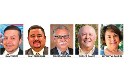 Tolleson Candidates