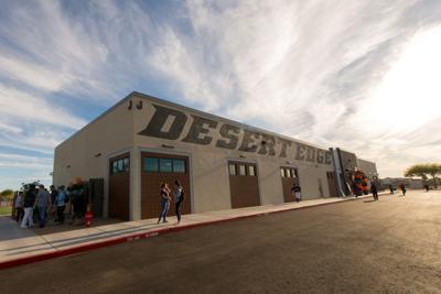 Desert Edge field house