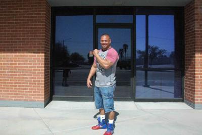Sonny Gutierrez Sonny's Boxing Gym Digital Bingo Hall
