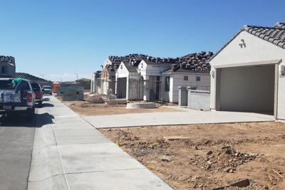 Booming Valley Buckeye Land Development Housing