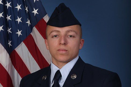 U.S. Air Force Airman James T. Osborne