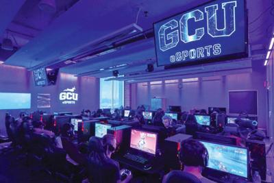 GCU Esports Arena