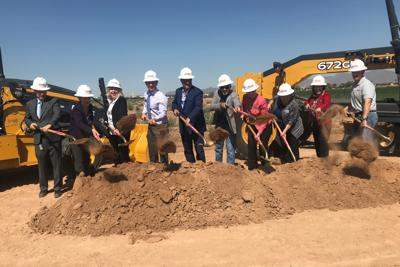 Breaking ground two new hotels