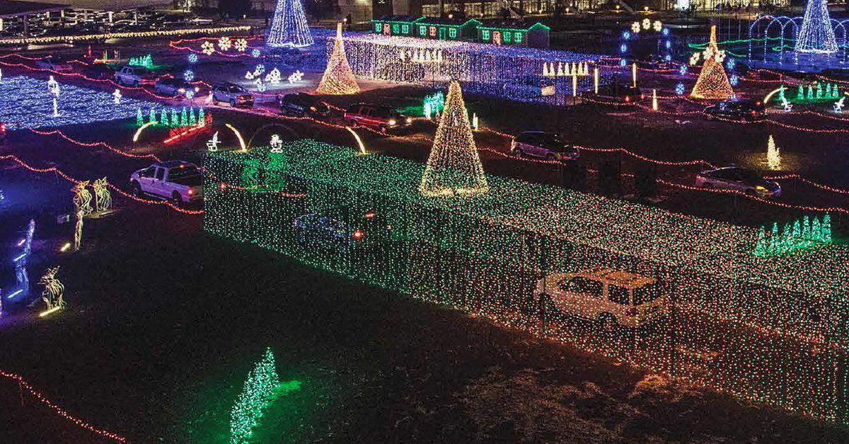 Holiday festivities light up Goodyear Ballpark   Community ...