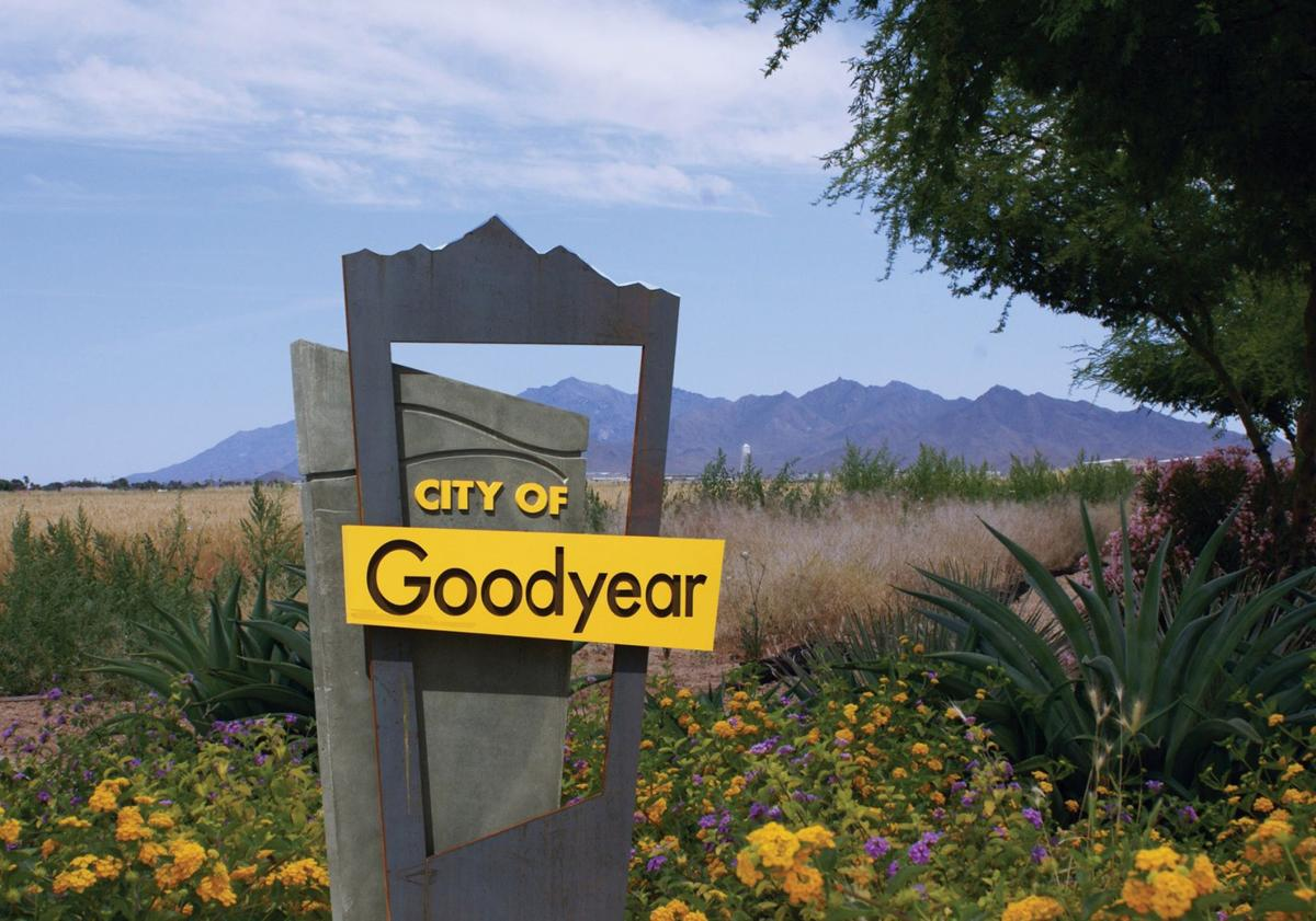 the city of goodyear