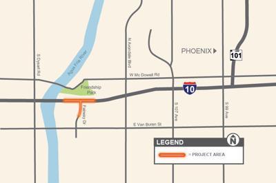 18-043_MAP I-40b West Seligman bridges2