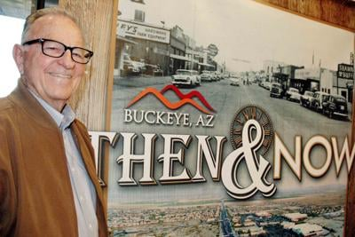 Buckeye Mayor Jackie Meck