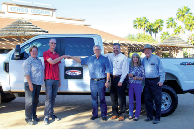Sanderson Ford, Wildlife World donate to conservation group in Mexico