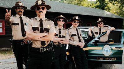 Super Troopers 2 – Opens Friday, April 20