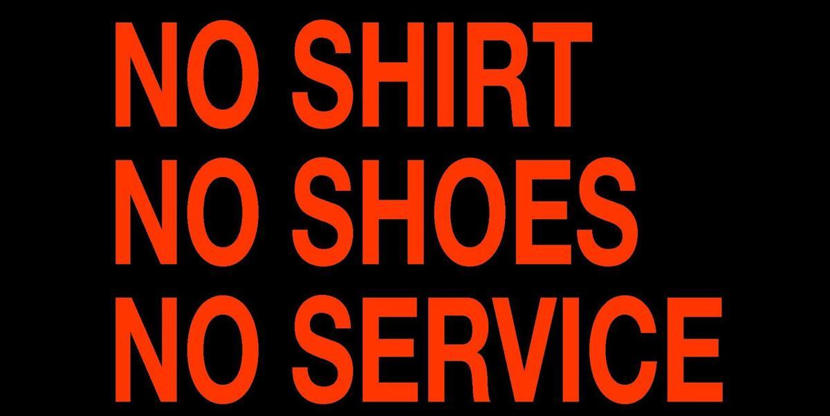 No Service