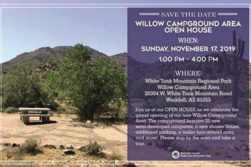 New campground open in Waddell | News | westvalleyview.com