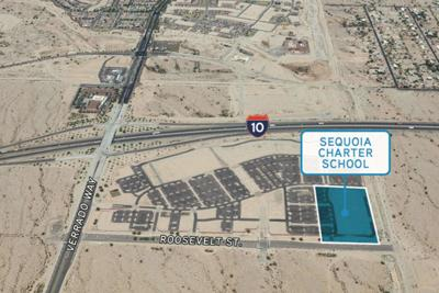 Sequoia Charter School planned location