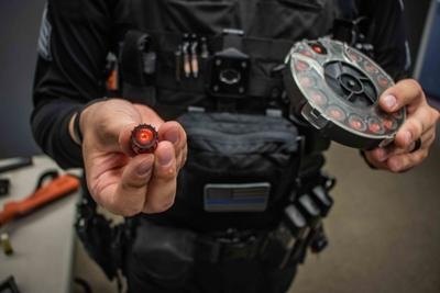 Buckeye police prioritizing less-lethal weapons