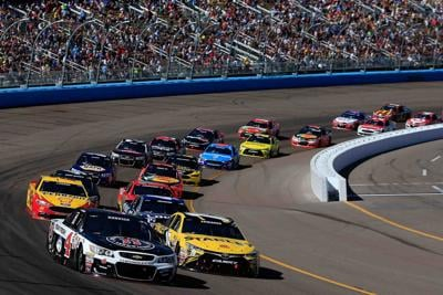 NASCAR Championship Weekend in November