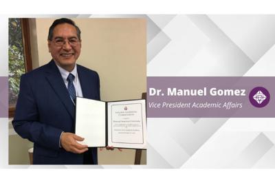 Dr. Manuel Gomez