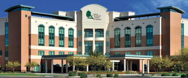 Breast cancer treatment centers