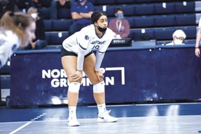 Mountain West Conference Freshman Volleyball Player of the Year