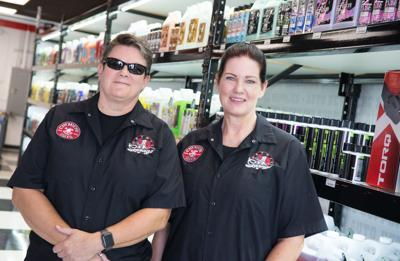 Lynn Gangemella And Wendy Jones Are Local Franchisees For Degarage Their New Avondale Location Which Opens Sa Ay September 15 Follows Their Mesa