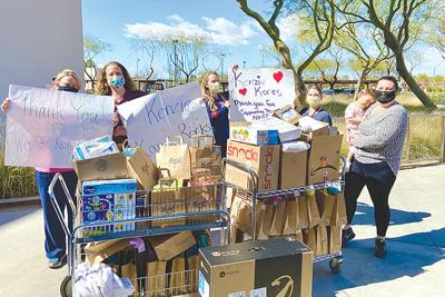 Walmart gives back to local nonprofits