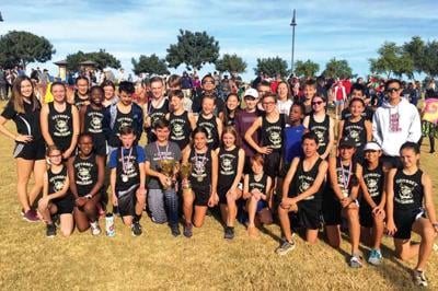 Odyssey Middle Cross Country