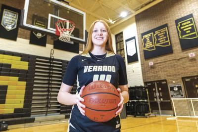 Isabella Barrett's goal is to play NCAA Division I