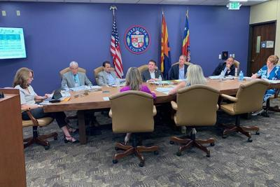Maricopa County Board of Supervisors approved the final fiscal year 2020 budget