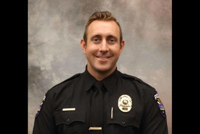 Goodyear Officer Kyle Cluff