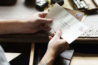 Receiving letters