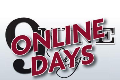 9 online days west valley