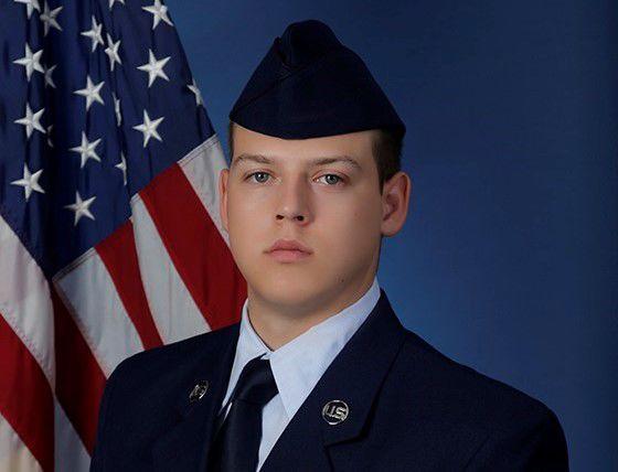 U.S. Air Force Airman 1st Class Eric D. Dillingham