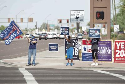 West Valley voters