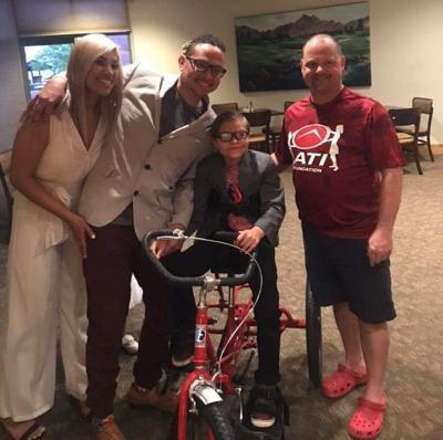 ATI Foundation empowers impaired local Arizona child