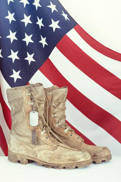 America Boot Straps Military Veterans Open House