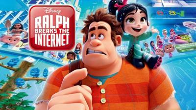 Ralph Breaks the Internet – Opens Wednesday, 11/21