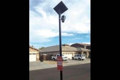 Flock safety camera systems