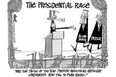 The Presidential Race