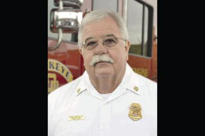 Buckeye Fire Chief Bob Costello