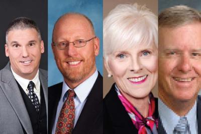 Kenn Weise, Eric Orsborn, Georgia Lord, Thomas L. Schoaf